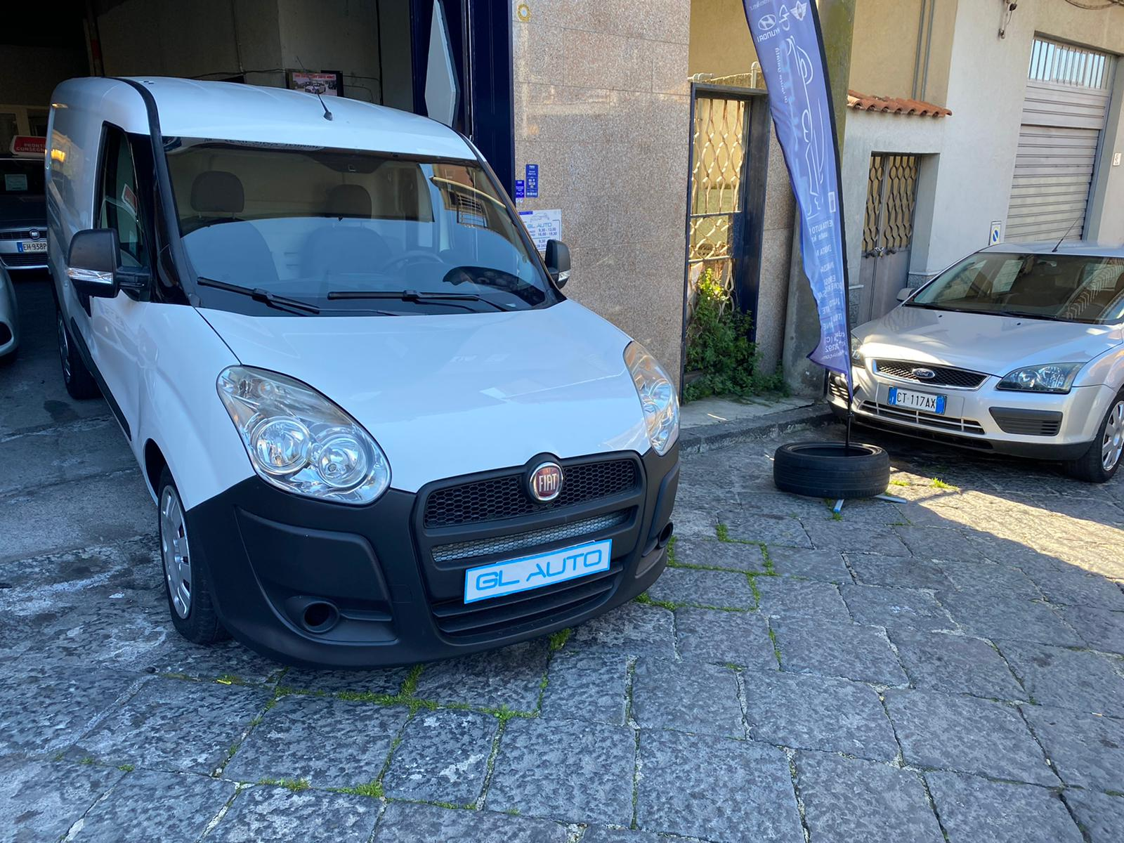FIAT Doblo' 1.4 t-jet 120 cv natural power