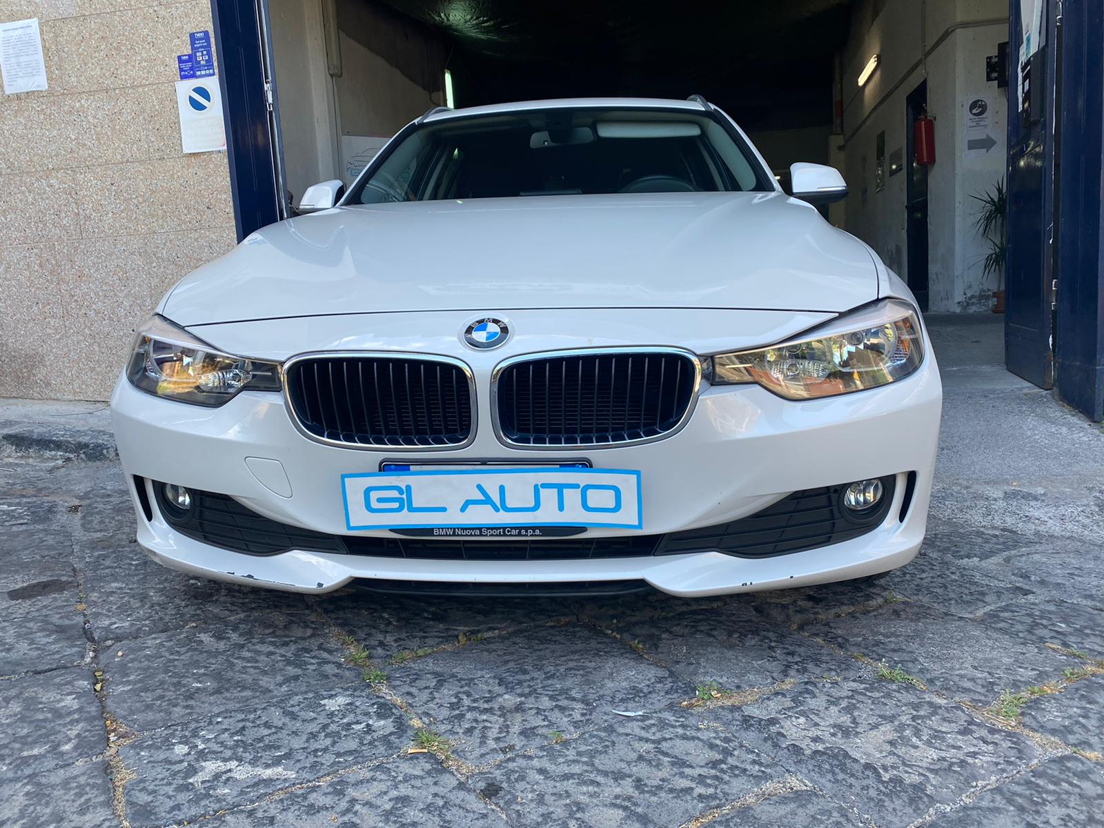 BMW Serie 3 touring aut. business