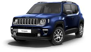 JEEP Renegade 1.3 t4 190 cv phev 4xe at6 limited