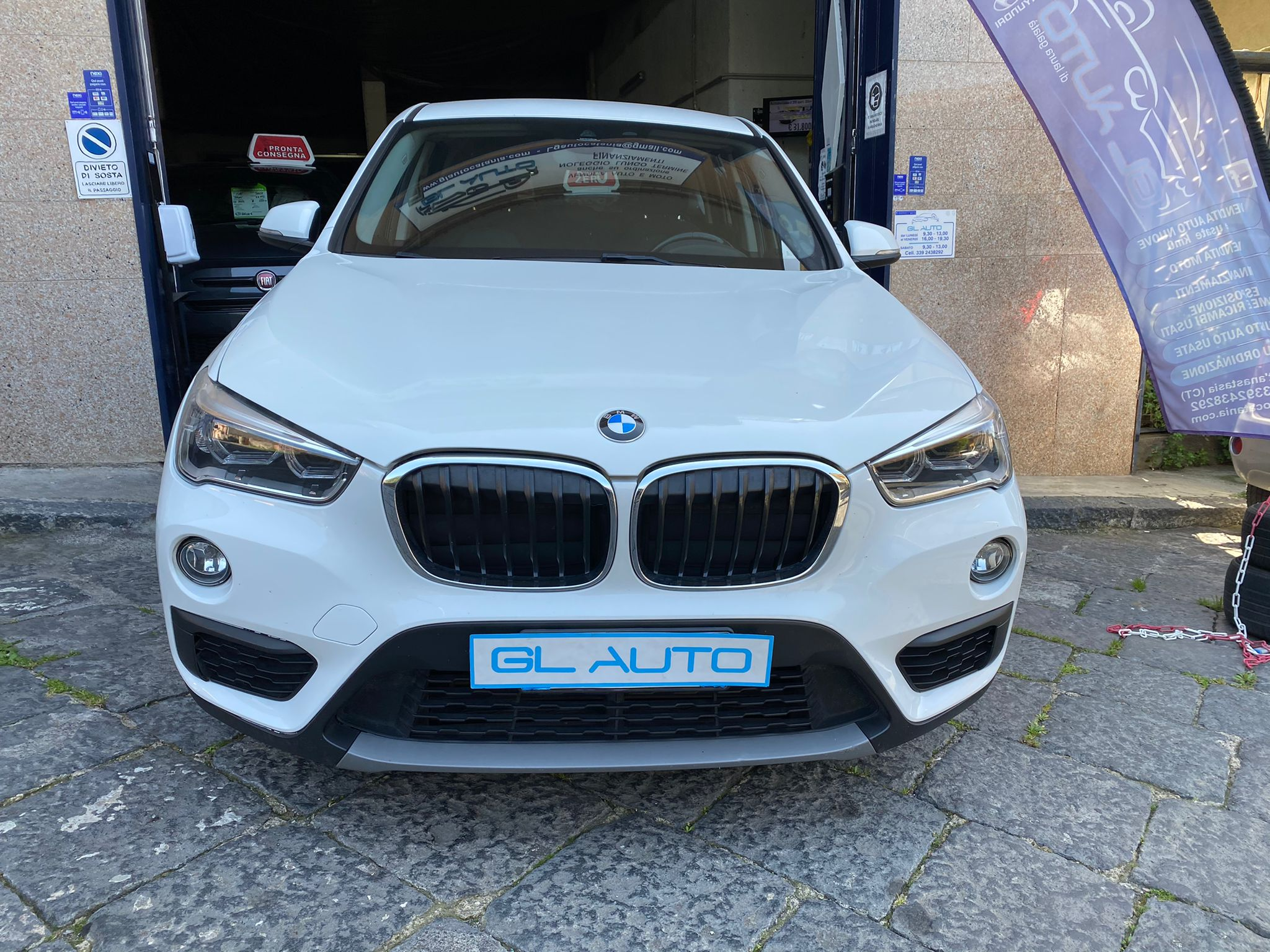 BMW X1 2.0d sdrive 150 cv